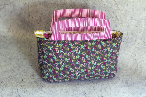 Staci Purse Pattern and Class from Crafty Gemini