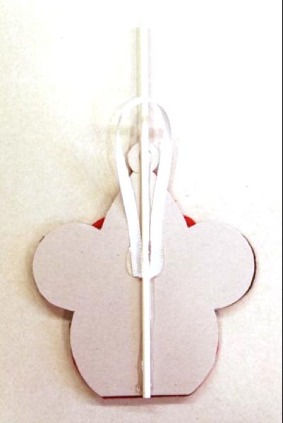 glue on ribbon loop