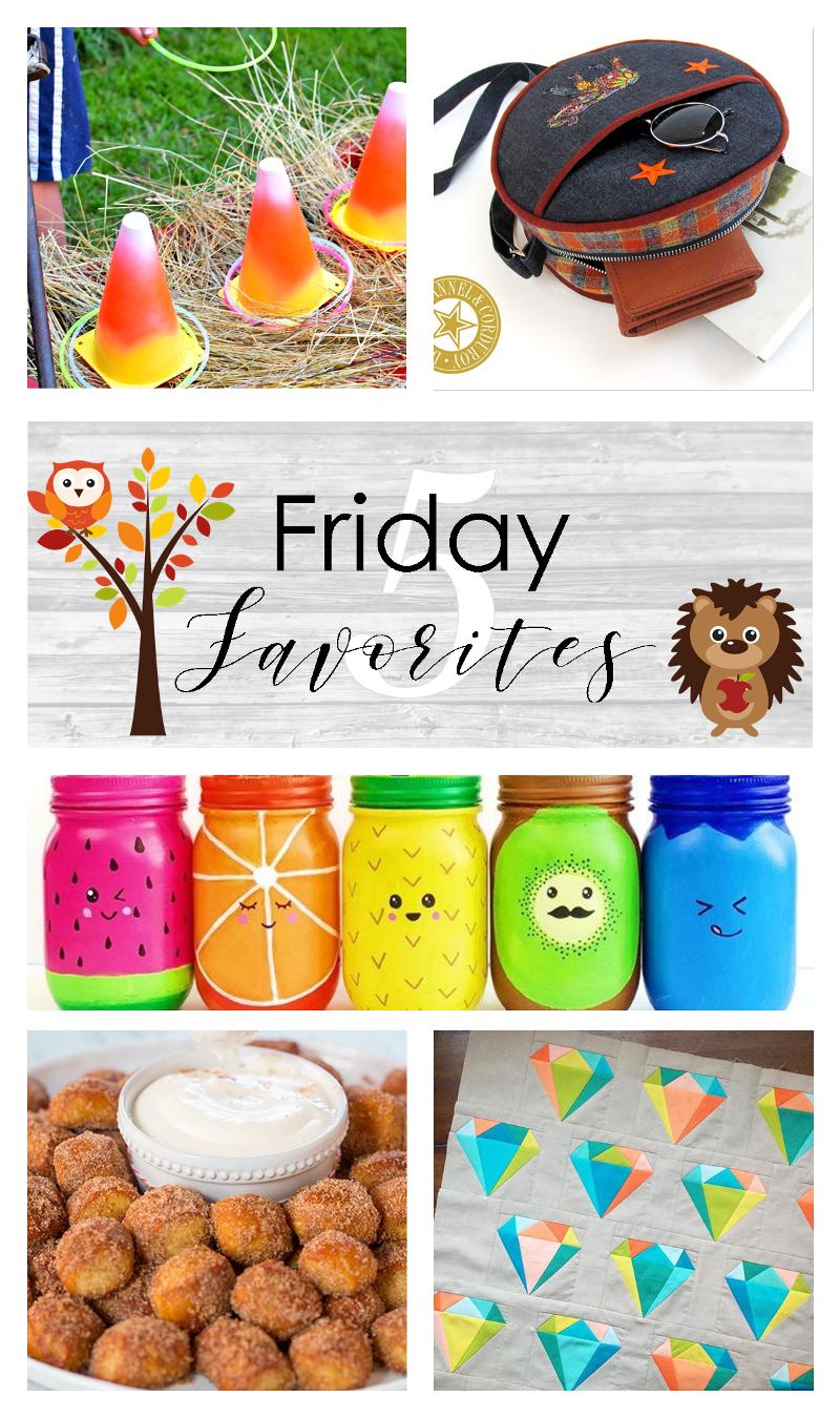 Friday Favorites No. 401 from craftystaci.com #fridayfavorites #craftystaci