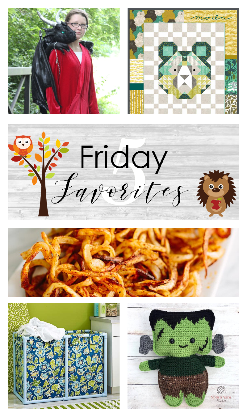 Friday Favorites No. 402 from craftystaci.com #fridayfavorites #craftystaci