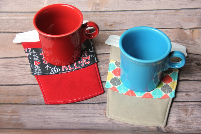Mugs on To Go Cup Mug Mats from Crafty Staci