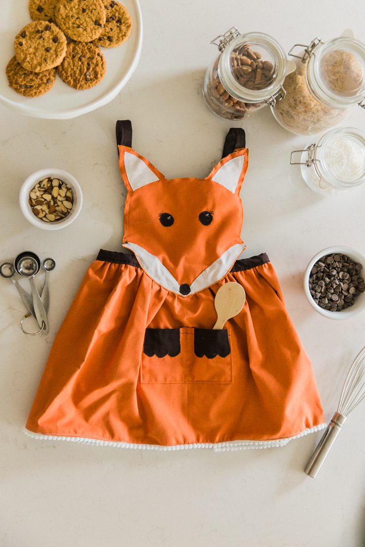 Fox Apron from Simple As That
