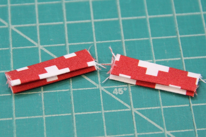 Creating zipper ends