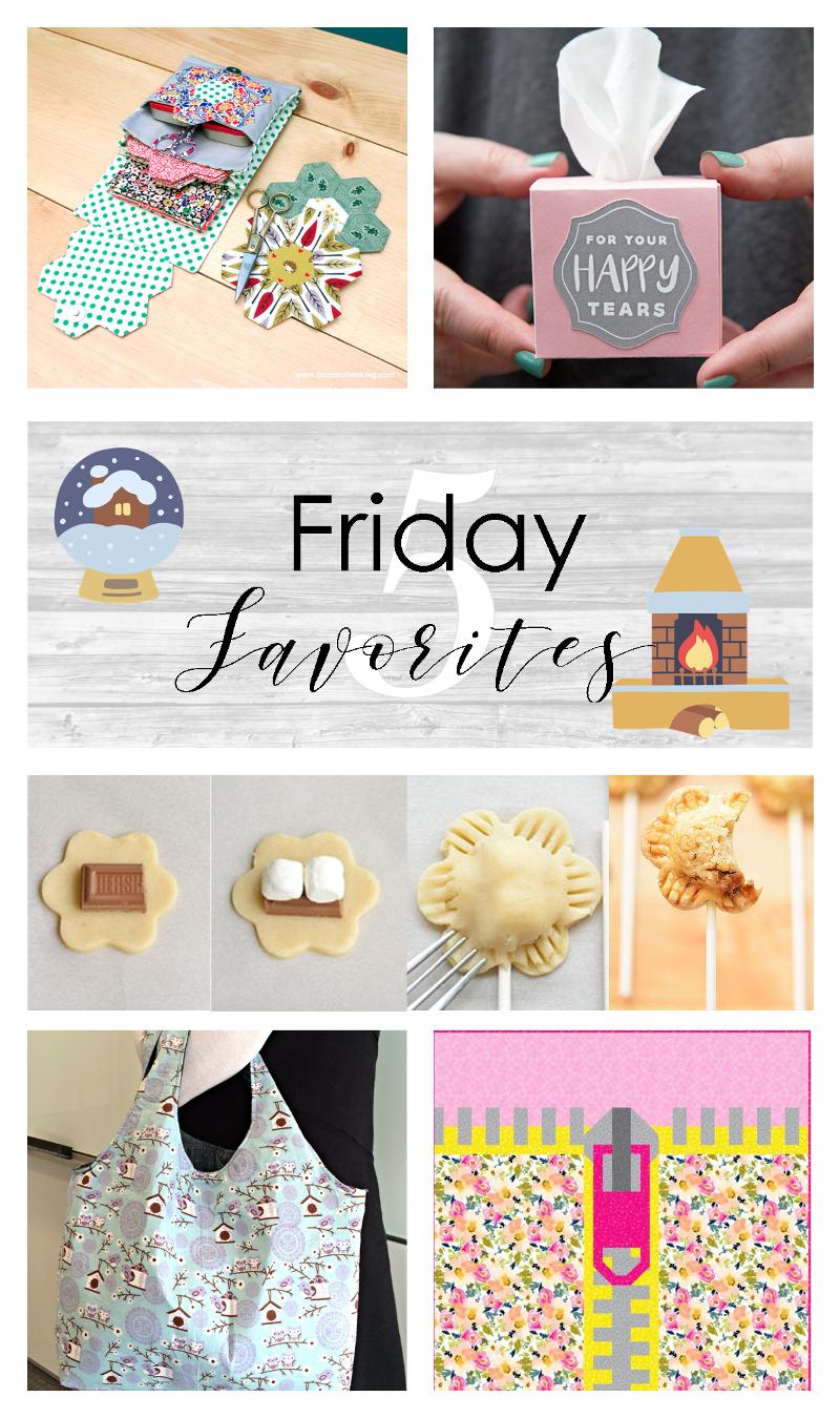 Friday Favorites No. 419 on craftystaci.com #fridayfavorites #craftystaci