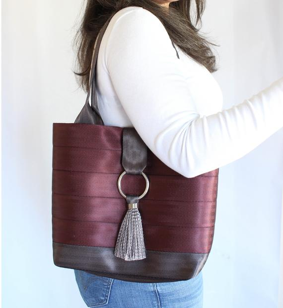 Seat Belt Bag Sewing Kit from CozyNestDesign