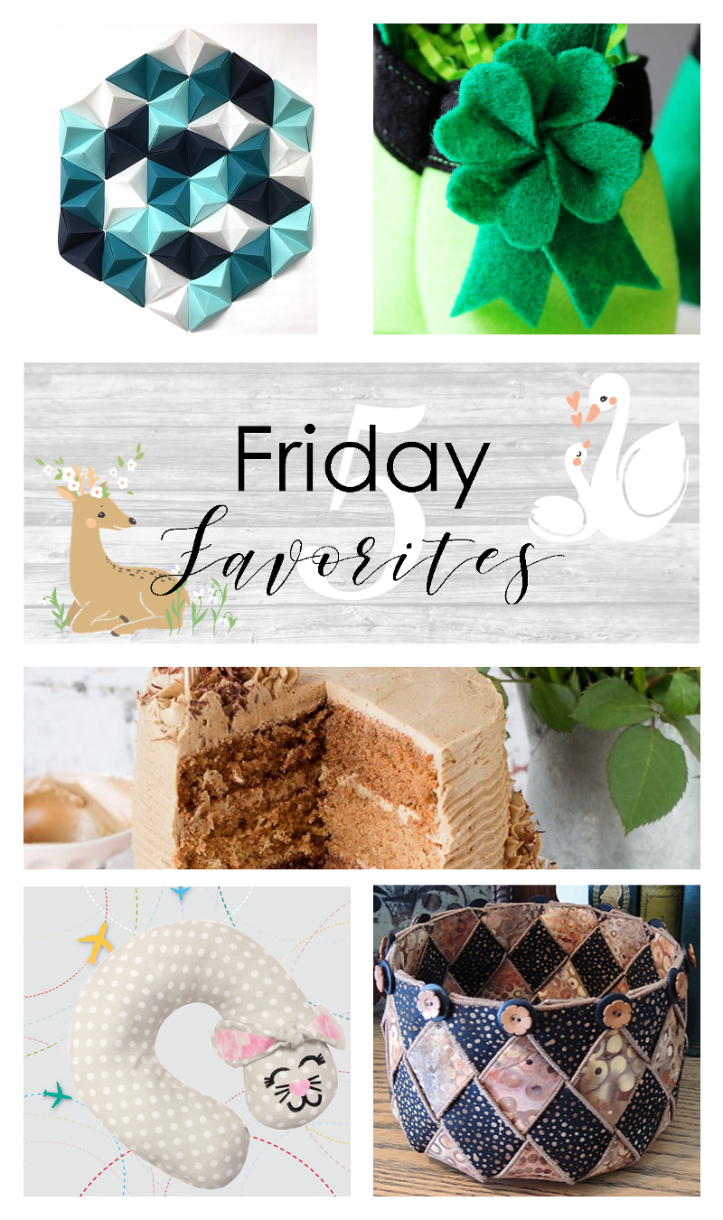 Friday Favorites No. 426 on craftystaci.com #fridayfavorites #craftystaci