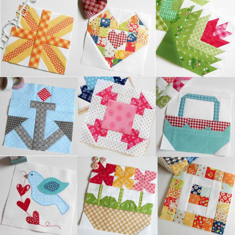 The Patchsmith's Sampler Quilt Blocks Book