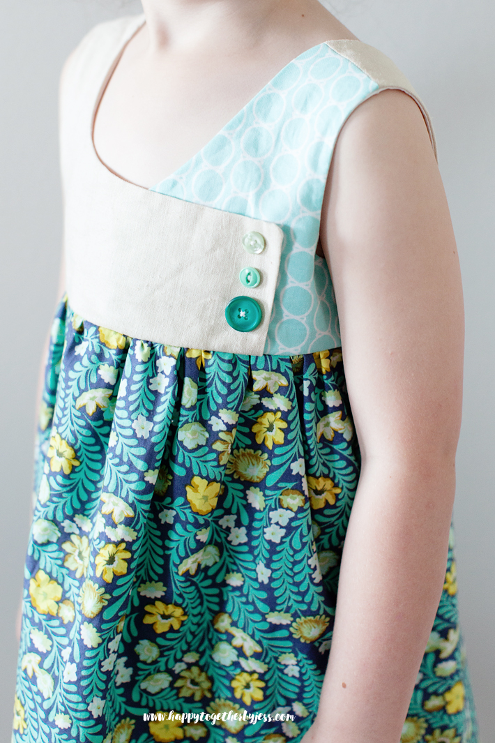 August Dress Pattern from Happy Together by Jess