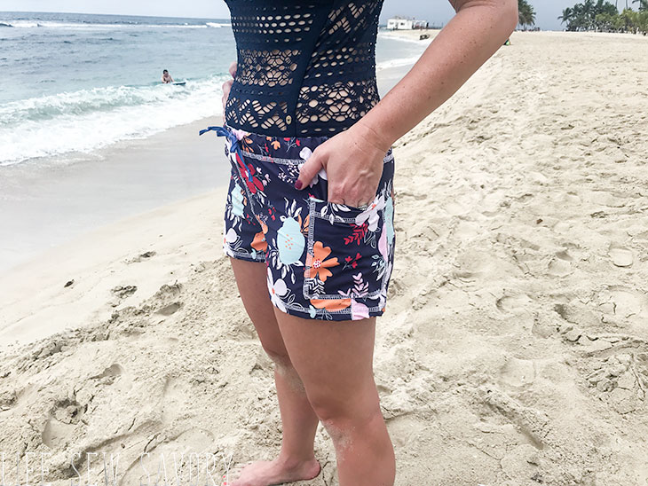 Board Shorts Pattern from Life Sew Savory