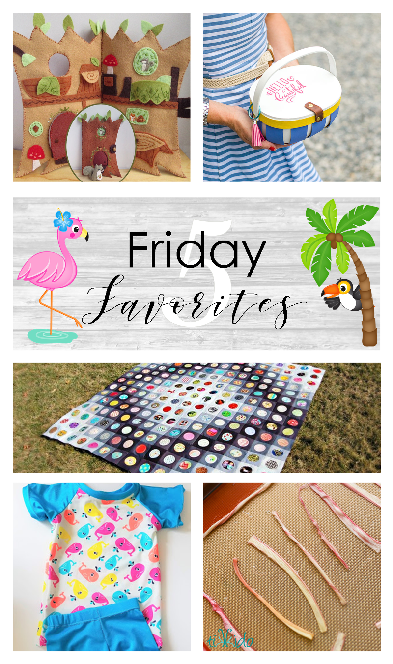 Friday Favorites No. 438 on Crafty Staci #fridayfavorites #craftystaci