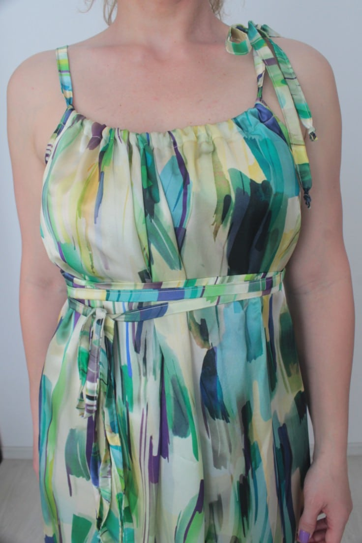 Pillowcase Dress for Adults from Easy Peasy Creative