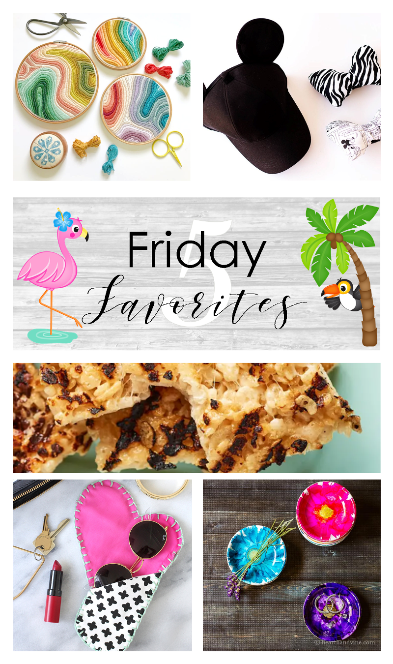 Friday Favorites No. 442 on Crafty Staci #fridayfavorites #craftystaci