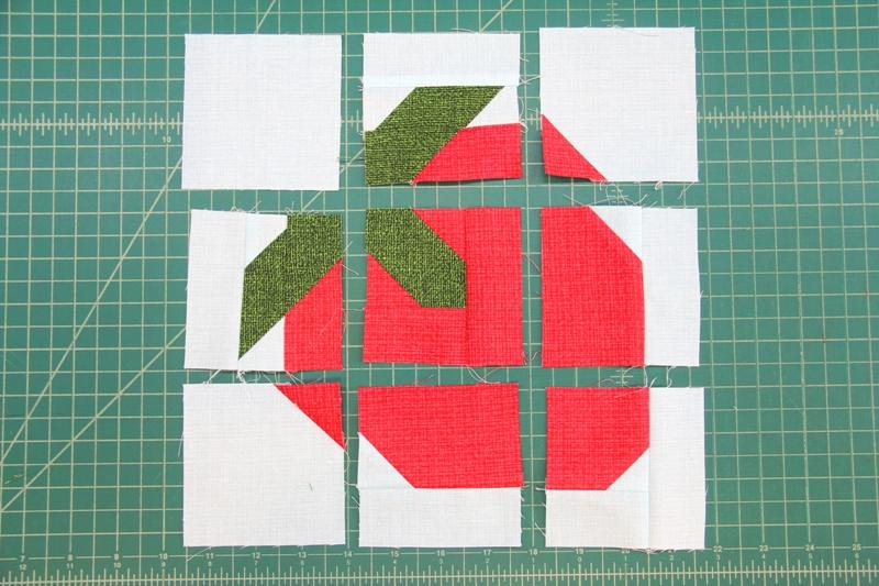 Nine Patch Strawberry