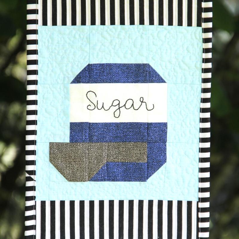 Row by Row Sugar on Crafty Staci