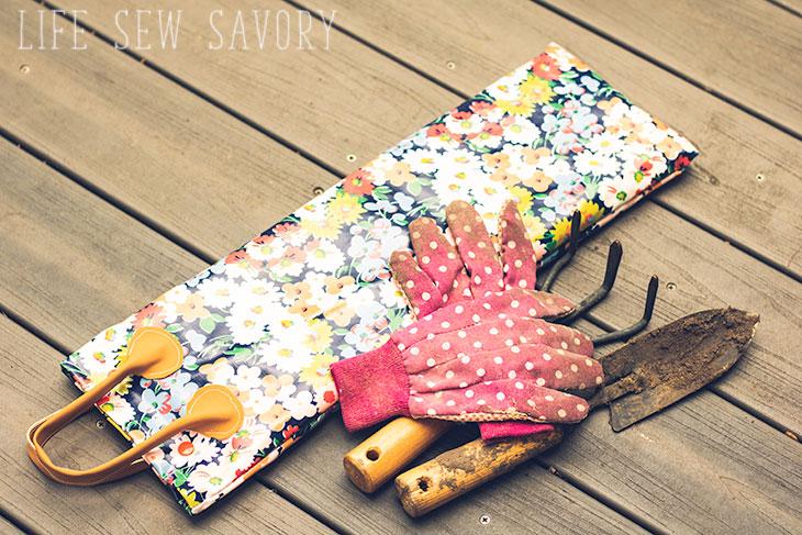Gardening Knee Pad from Life Sew Savory