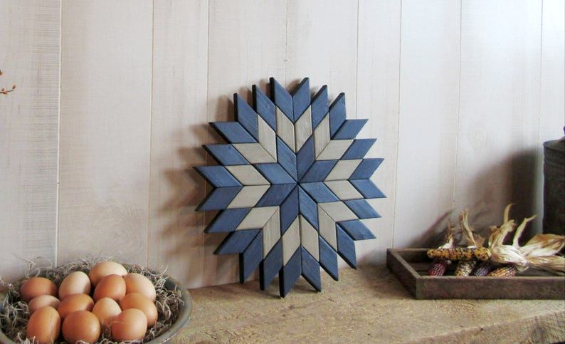 Wood Farmhouse Decor from WillowBrookMarket