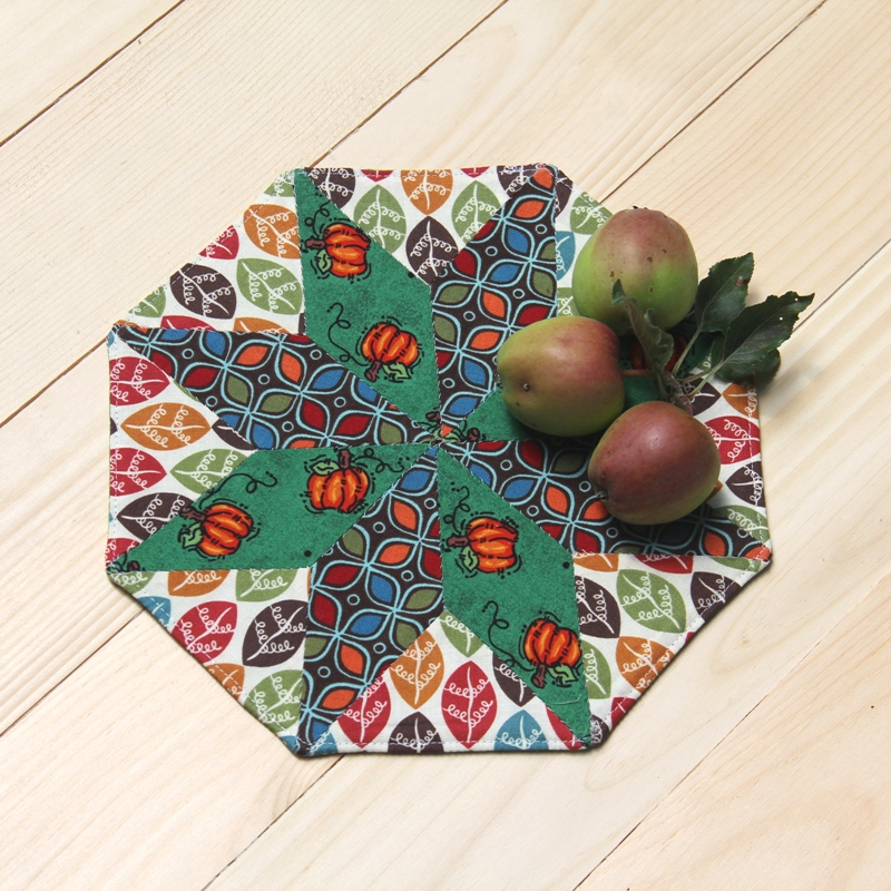 来自Crafty Staci的Fall Mini Mat