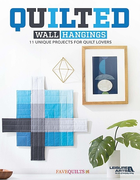 Quilted Wall Hangings book cover