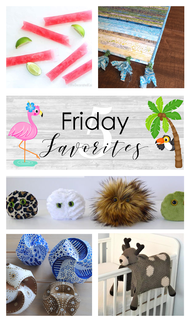 Friday Favorites No. 447 on Crafty Staci #fridayfavorites #craftystaci