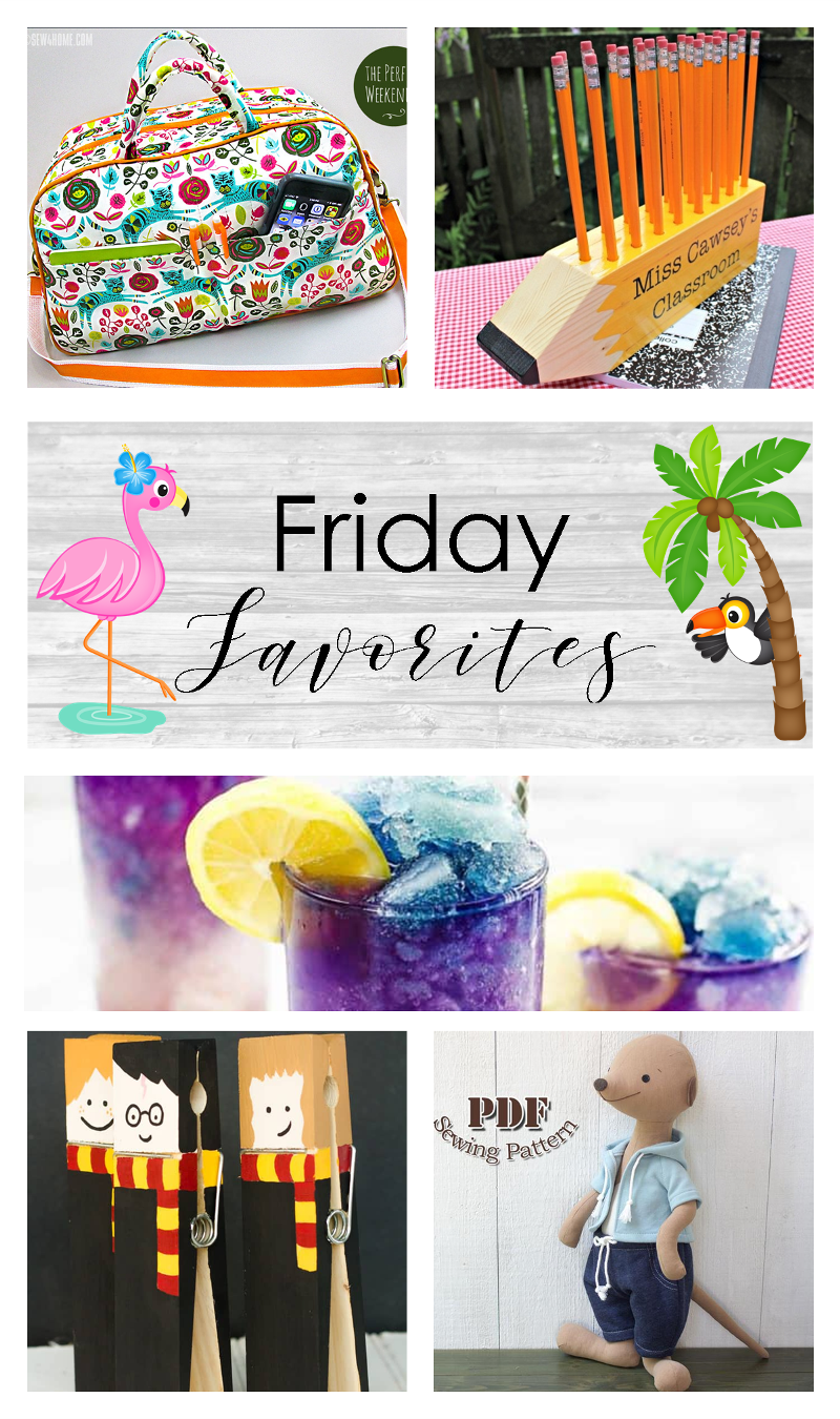 Friday Favorites No. 450 on Crafty Staci #fridayfavorites #craftystaci