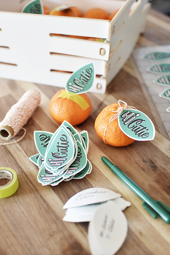 Cutie Tags from Melissa Esplin