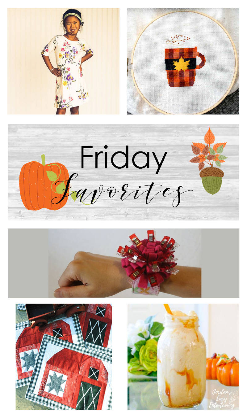 Friday Favorites No. 452 on Crafty Staci #fridayfavorites #craftystaci
