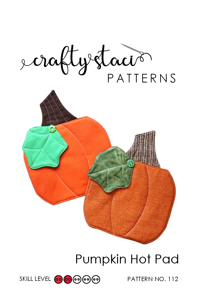 - For an upgraded version of my pumpkin hot pad  ->