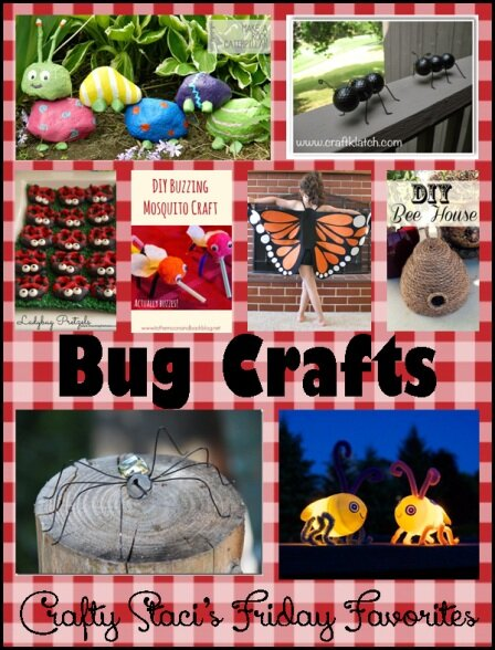 Bug-crafts-crafty-stacis-星期五的最爱