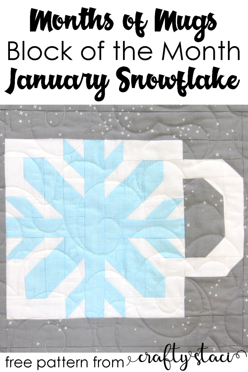 月份的月份探球网-1月的雪花作者:Crafty Staci #bom #blockofthemonth #monthsofmugs #calendarquilt#quiltblock.png