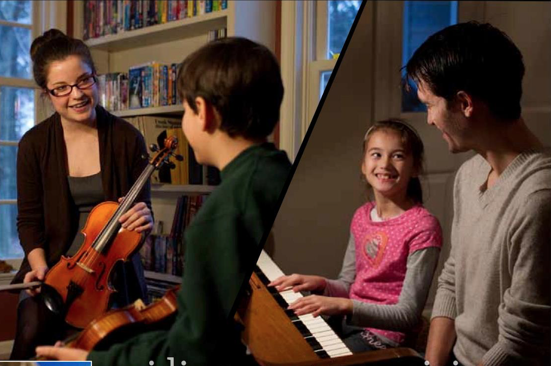 In-home Music Lessons
