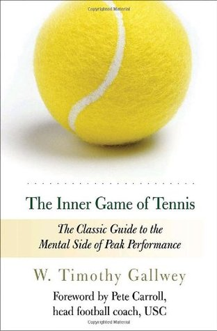 The Inner Game of Tennis: The Classic Guide to the Mental Side of Peak Performance by Timothy Gallwey