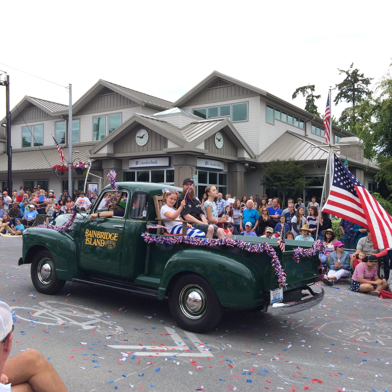 Grand Old 4th Parade