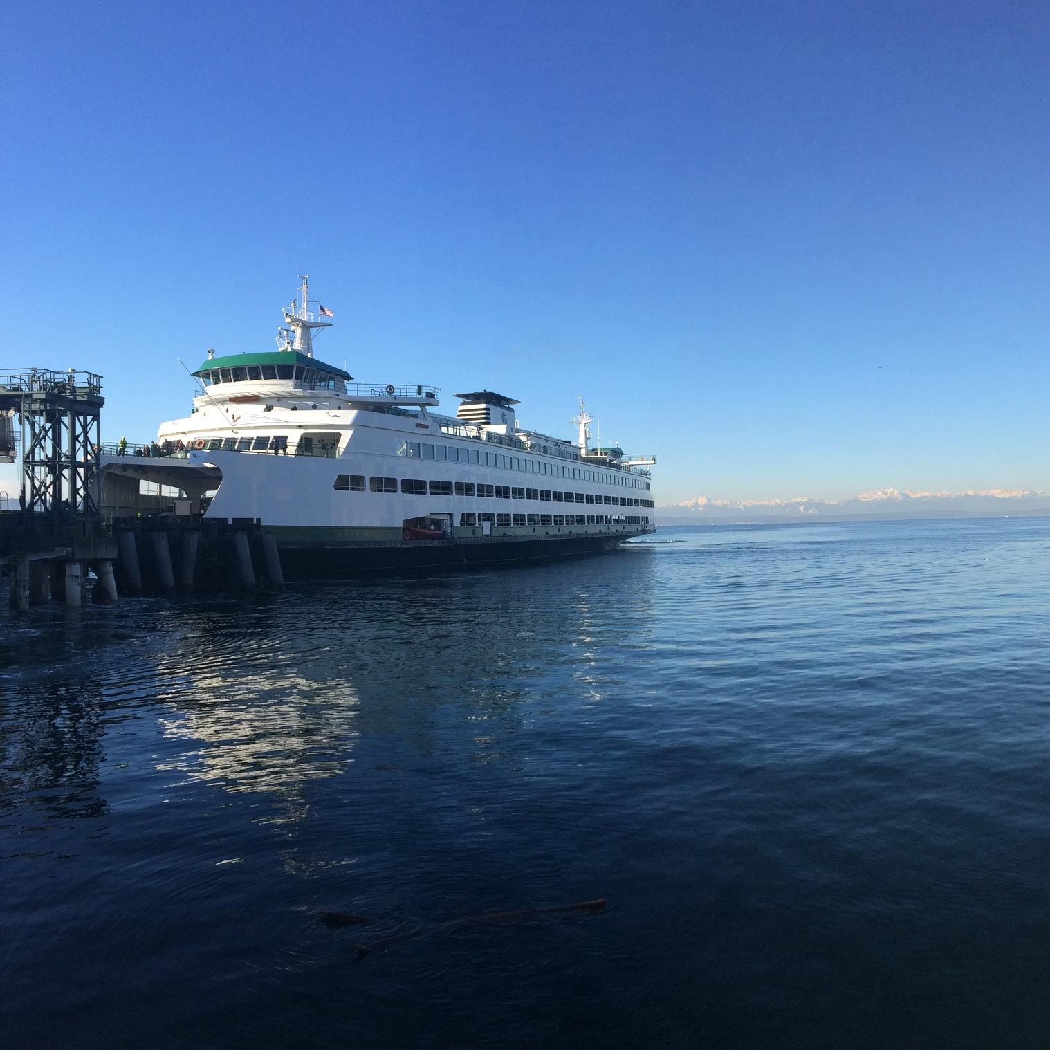 Coleman Ferry Dock, Seattle