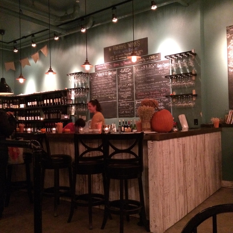 Suzanne Maurice Wine Bar