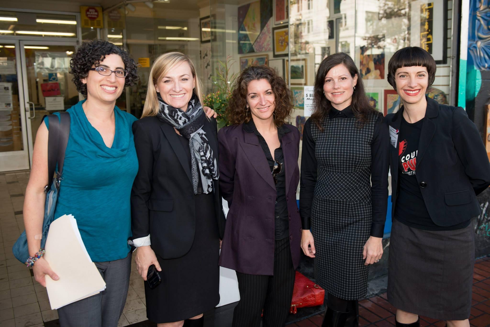 Community Arts Stabilization Trust's Ribbon Cutting