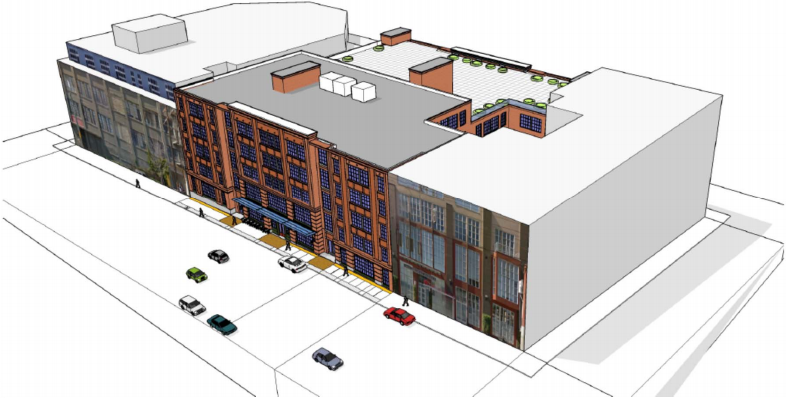 Building plans provided by Common Ground partner, BDE Architecture