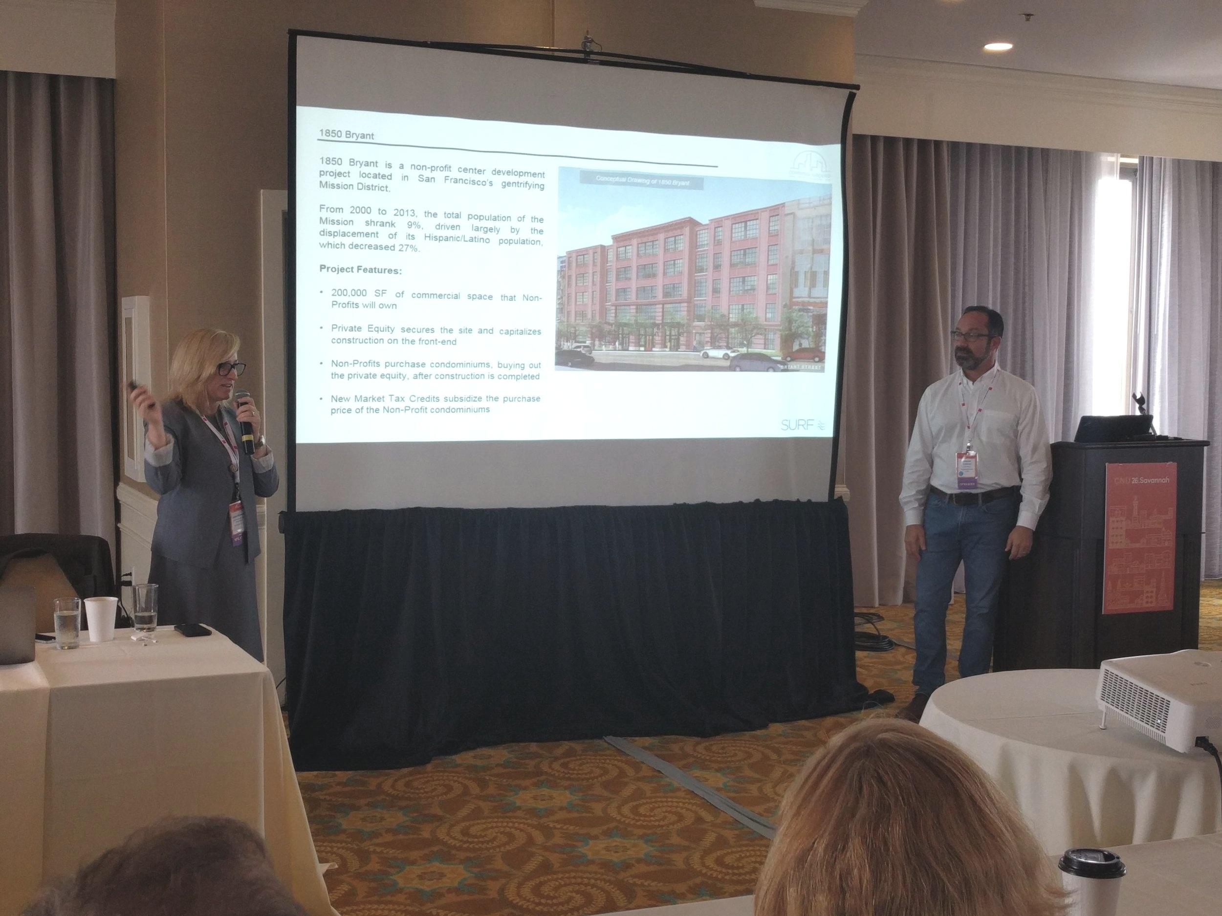 2018 Congress for New Urbanism - Savannah, GA with Greg Stuppler, Sustainable Real Estate Fund