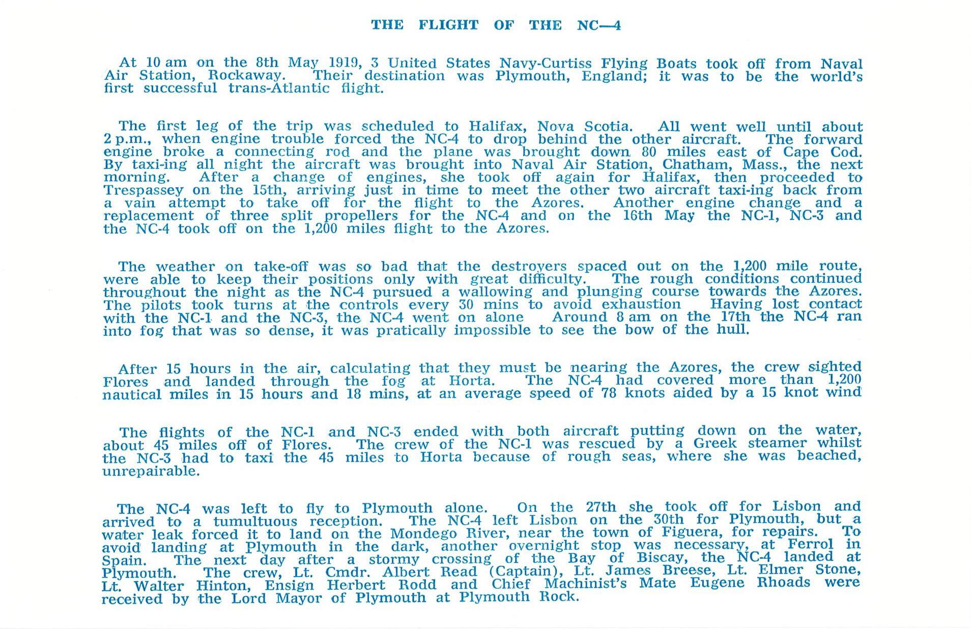 NC-4 Flight Description.jpg