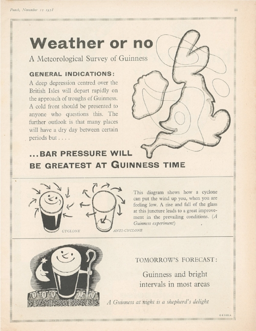 Is this what the British are actually talking about when they discuss the weather?