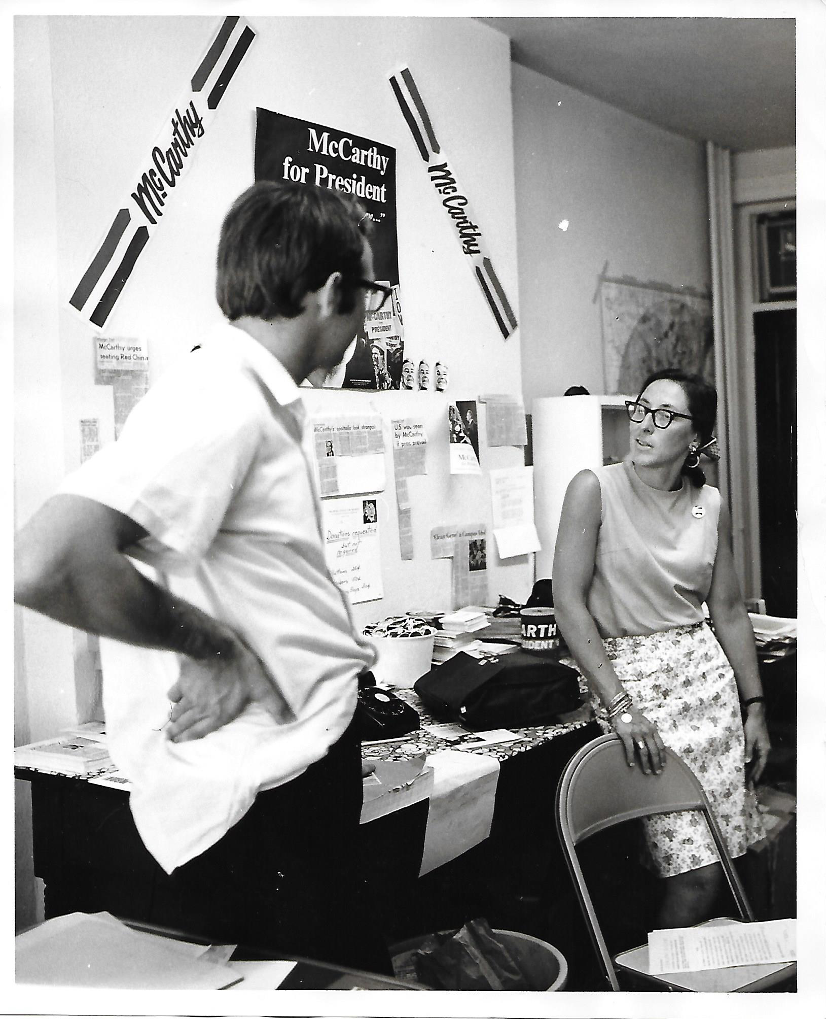 Summer, 1968HQ, Wilmington, DE -