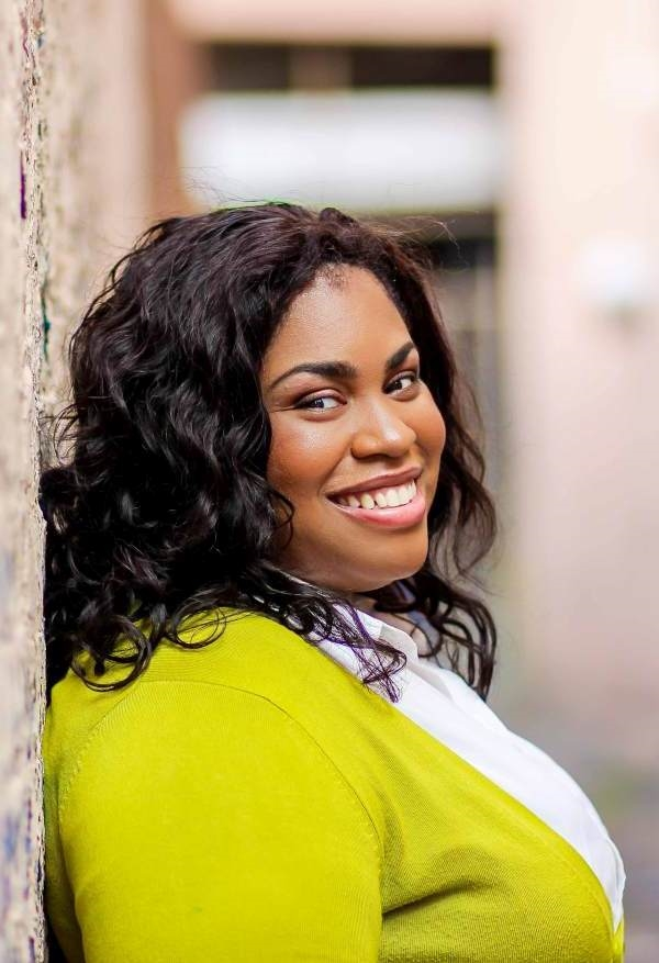Angie Thomas (Taken from Google images)