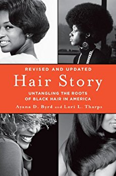Hair Story Book Cover