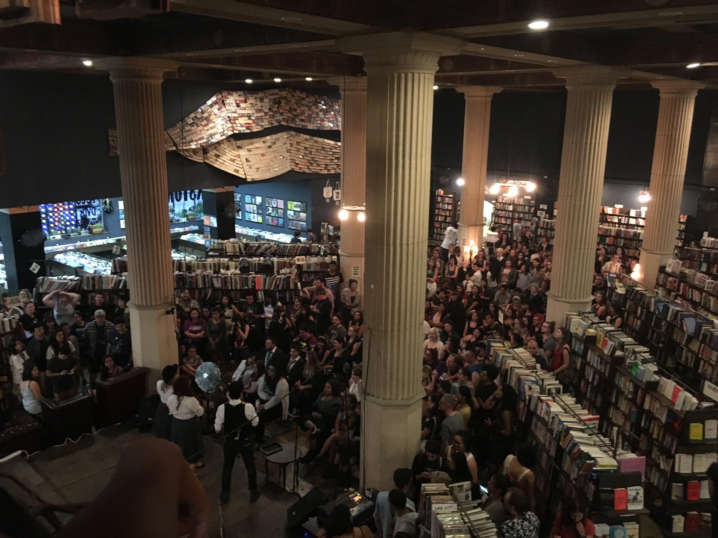 Happy Potter Event at Last Book Store LA.JPG