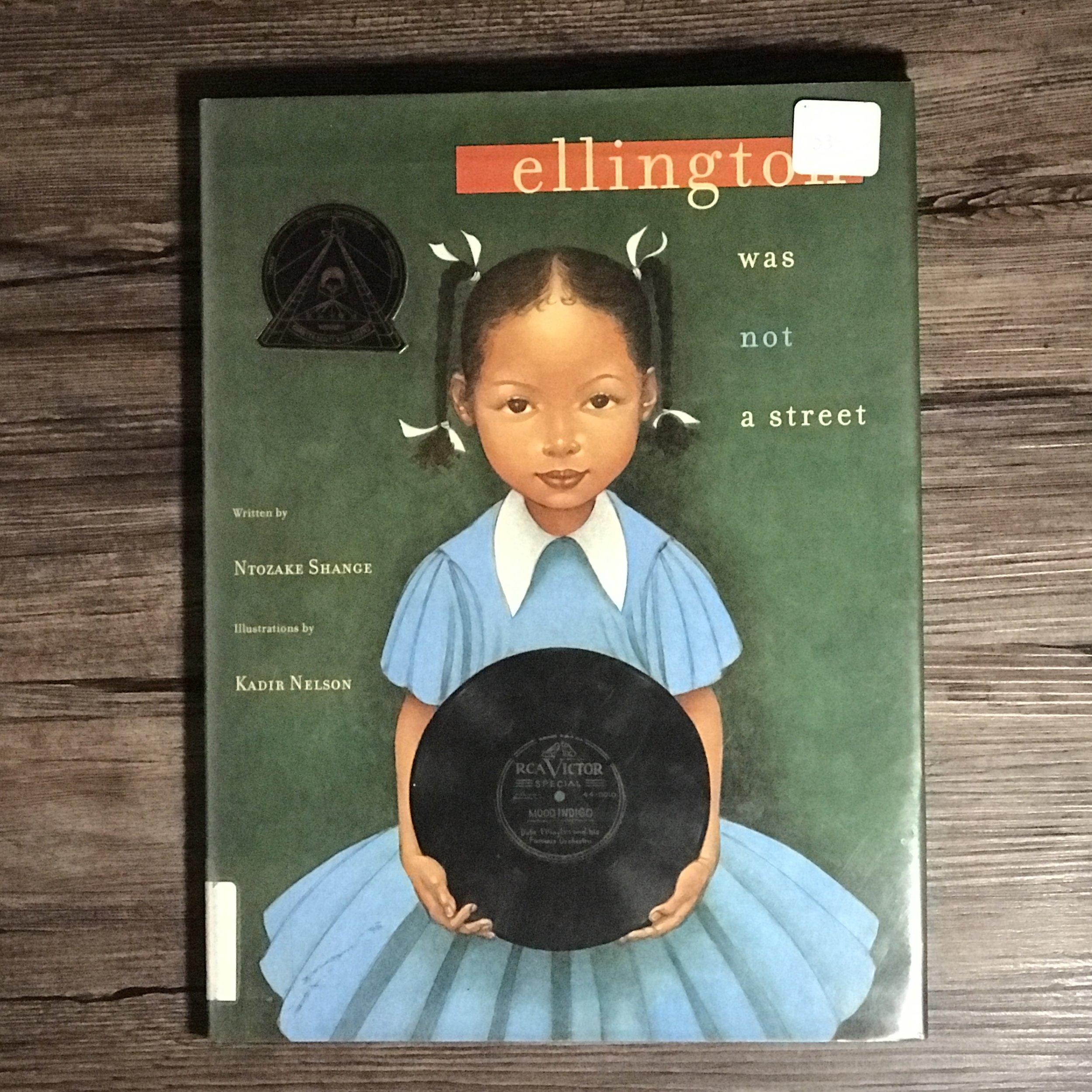 Ellington Was Not A Street Cover.jpeg