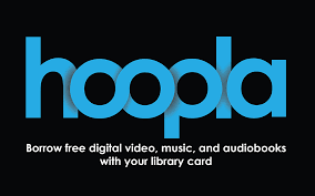 Hoopla Digital Logo for 3 Library Hacks I Use to Never Be Without a Book