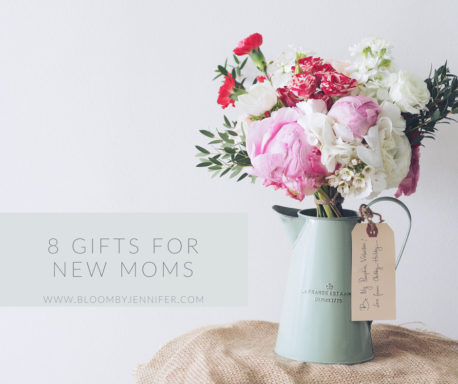 8 Gifts For New Moms