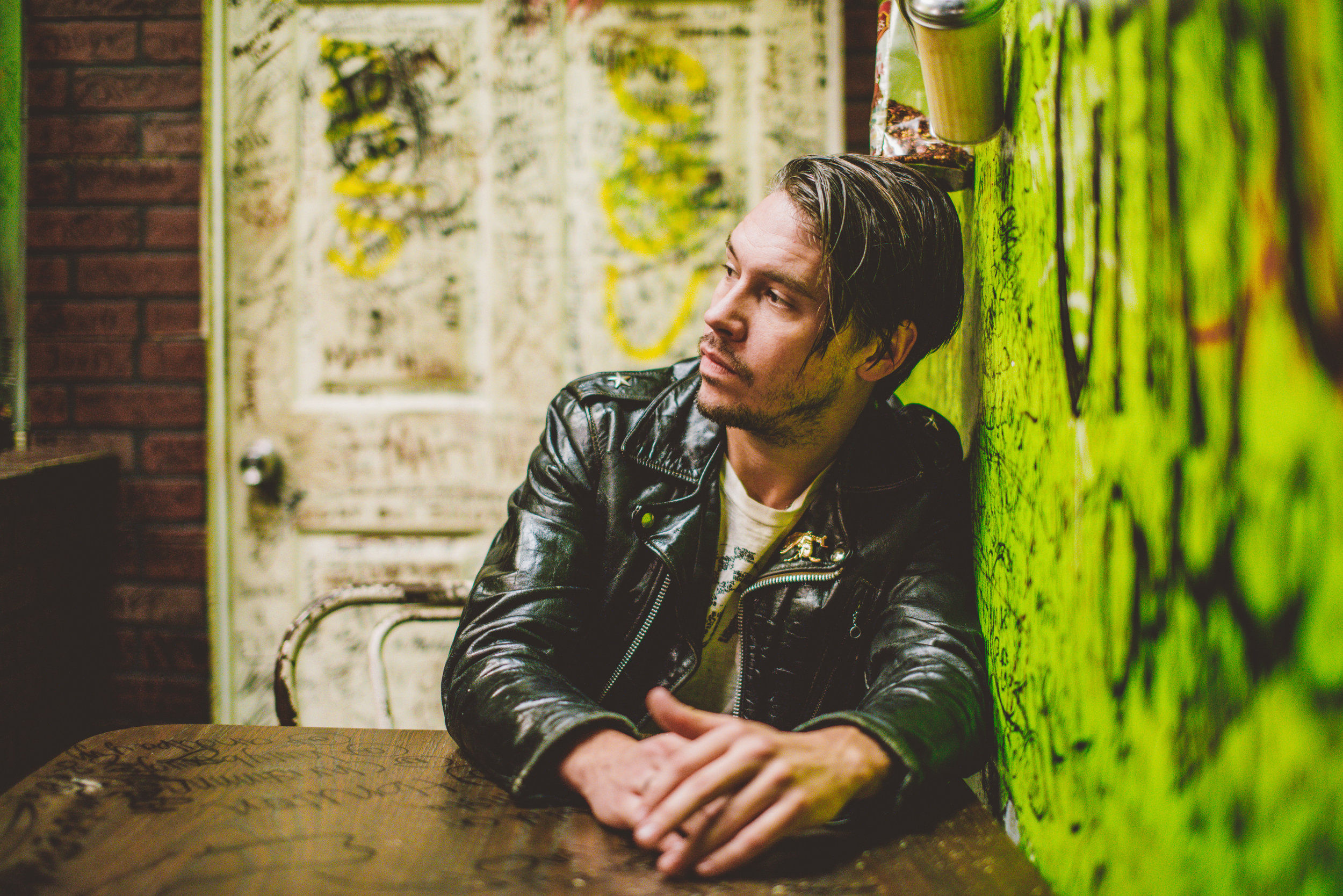 Jonathan Tyler & The Northern Lights
