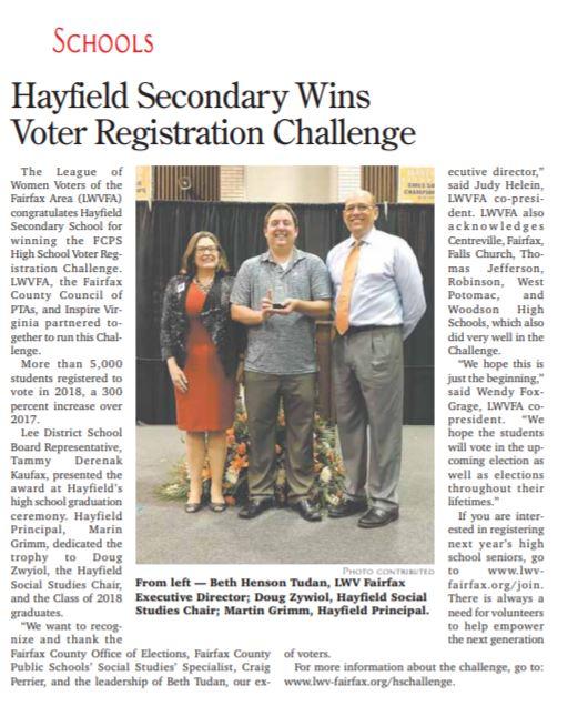 Hayfield VR Challenge Winner 2018.JPG