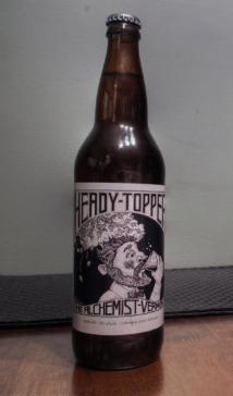 Original Heady Topper Bottle