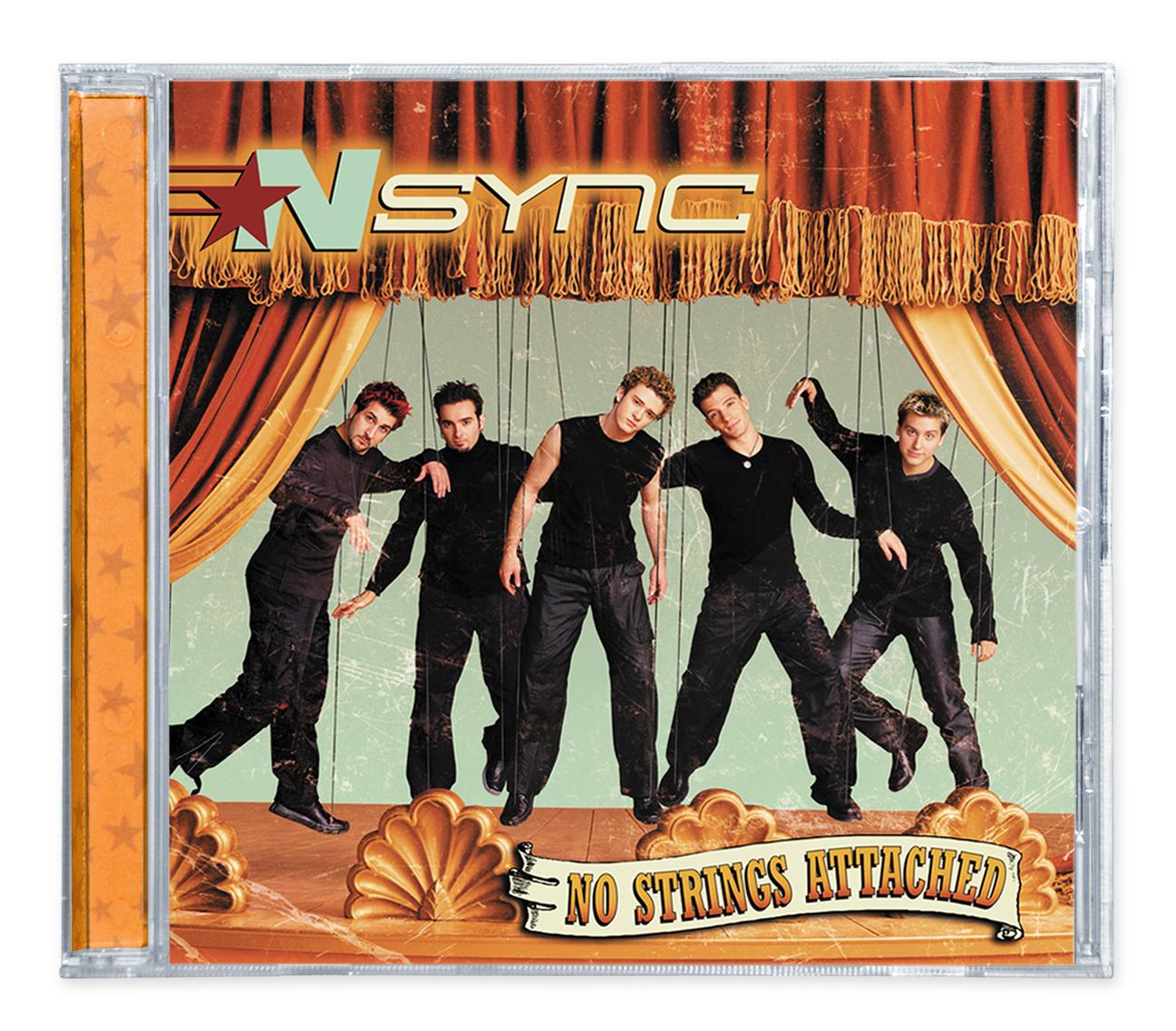 NSync No Strings Front.jpg